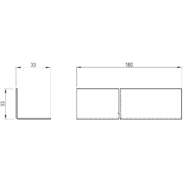 0004020-L_profil_za_compact_L1.800mm_33mm_x_33mm_02