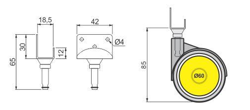 u-profil-modularni-tockici-bez-kocnice-fi60