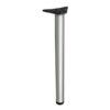 Noga za sto ∅60 x 710mm, Aluminijum (MAT)