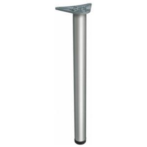 Noga za sto INNOVO ∅60 x 1100mm Aluminijum (mat)