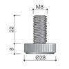stopica-vijak-m8-fi28-krug-tehnicki-podaci