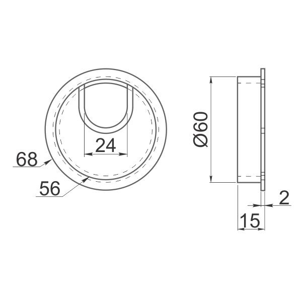rozetna-metalna-Ø60-hrom-tehnicki-podaci