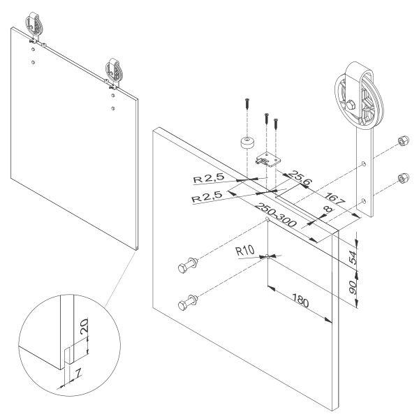 klizni-mehanizam-pregradna-vrata-tehnicki-podaci