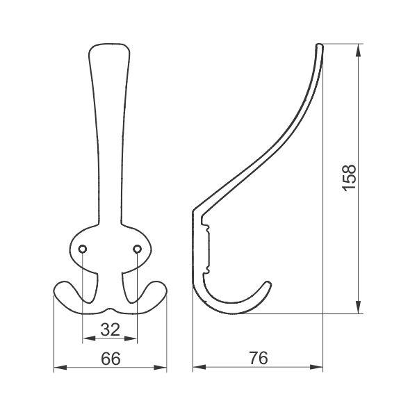 coruna-trokraki-tehnicki-podaci