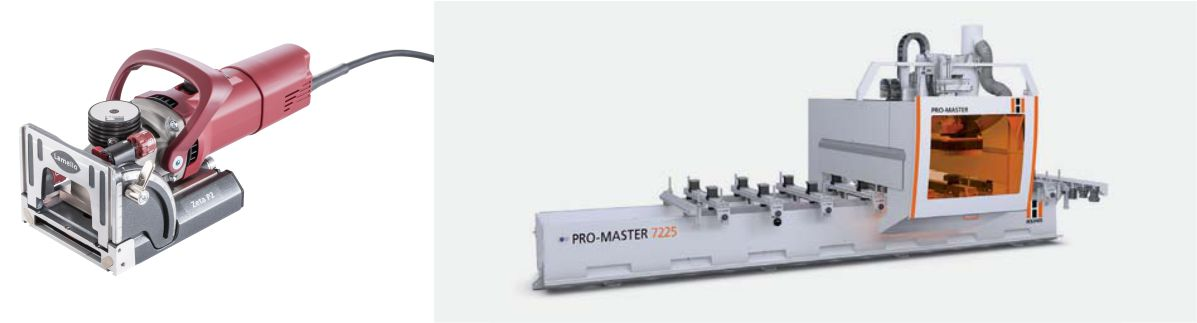 Ručna glodalica Zeta P2 i CNC tehnologijobrade