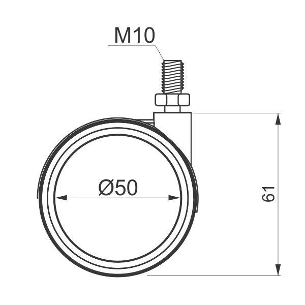 pvc-fi50-navoj-m10-crna-teh