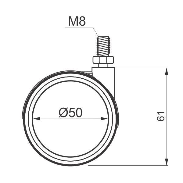 pvc-fi50-navoj-m8-crna-teh