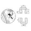 spojnica-clamex-P-10-rasklopiva-tehnicki-podaci