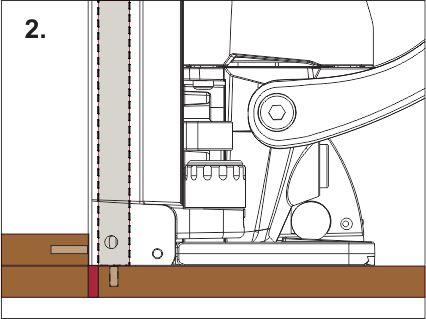 Classic-X-kekserica-vertikalno-pozicioniranje-distancer-4mm